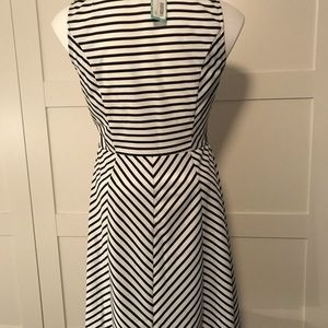 Pixley Dresses - Pixley Striped Fit and Flare Dress